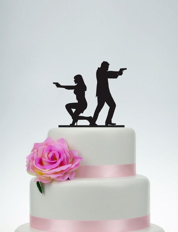Custom Anime Wedding Cake Toppers
