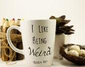 New Girl/ Jessica Day Inspired Mug