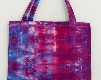 Tie Dye 1960's 'STYLE' Tote Bag