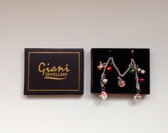Giani Jewellry Christmas Charm Necklace