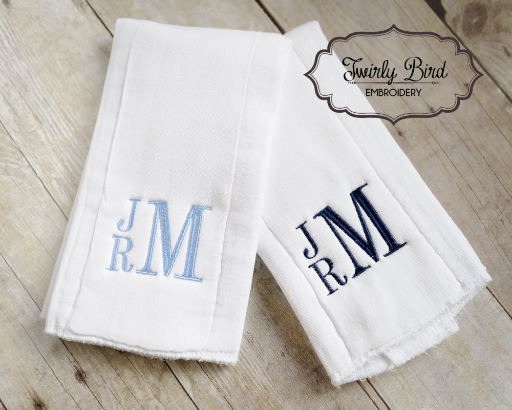 Burp cloths for boys baby shower gift monogrammed burp cloth gallery photo gallery photo gallery photo negle Gallery