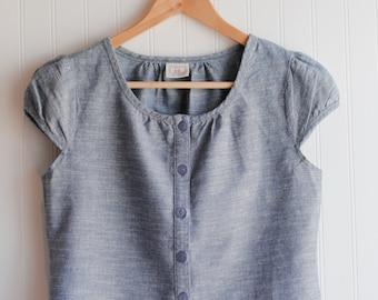 A Retro Chambray Shirt