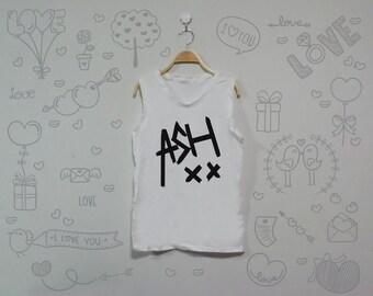 ASH Tank Top Women Tank Tops T Shirt Women T-Shirt Size S M