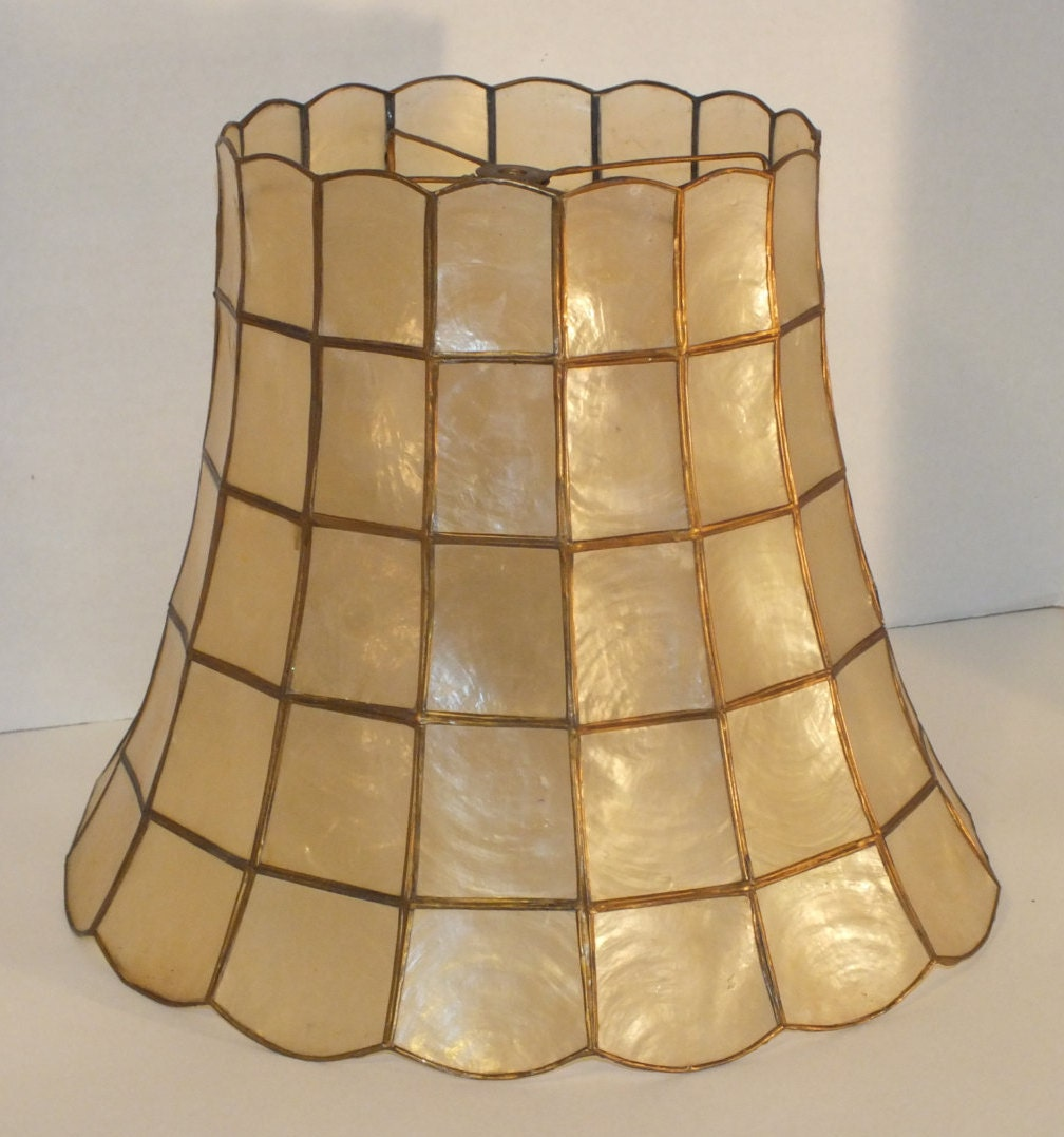 Shell Lamp Shade: ð???zoom,Lighting