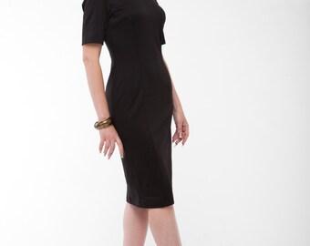 Little Black Dress Formal Knee Length.