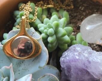 SALE! Vintage Gold Avon Necklace