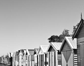 Brighton Bathing Boxes - Brighton Beach - Victoria