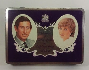The Marriage Of The Prince Of Wales and Lady Diana Spencer