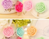 Mini Rose Hook   Clothes Hanger   Kitchen Supplies   Cloth Hook   Hook with Adhesive