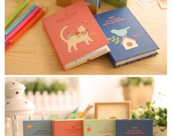 Sticky Notes - Diary Collection 1 | Kawaii Sticky Note | Cute Sticky Note | Message Sticky Note