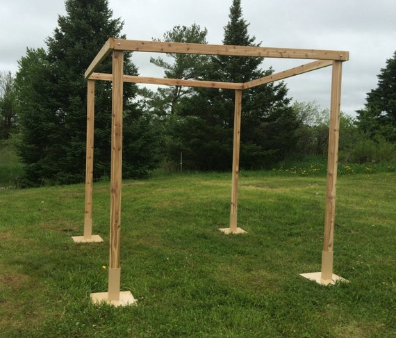 Wedding Altars For Sale: Cedar Wedding Chuppah