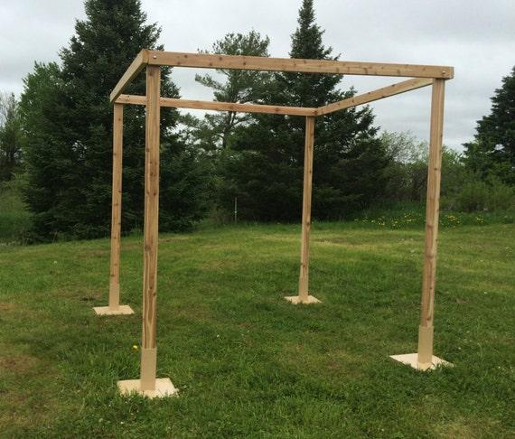 Wedding Altars For Sale: Cedar Wedding Chuppah