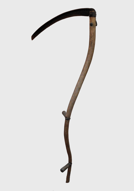 Картинка инструмента косы