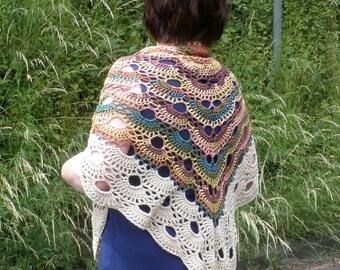 Shawl, scarf, shawl