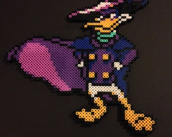 Darkwing Duck Perler - Large