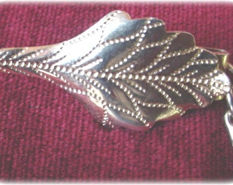 Gold Sweater Guard Leaf Style Clasps