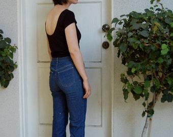 Vintage 1980s Dolce & Gabbana Jeans