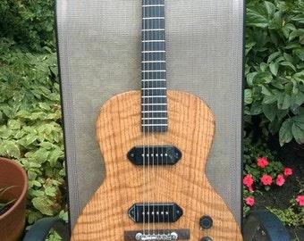 Electric L-00 Semi-hollow body guitar