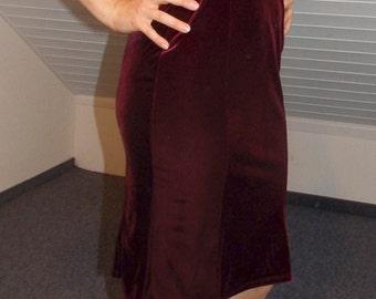 sexy red velvet red mini dress of velvet mini dress