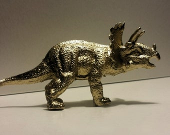 Golden Triceratops