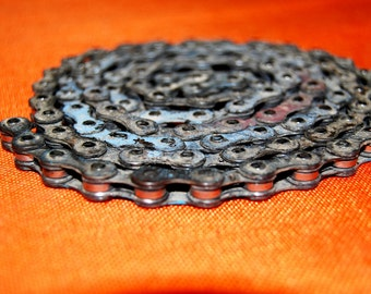 Used bicycle chains-set of 2 for bike art