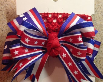 Star Spangled Headband