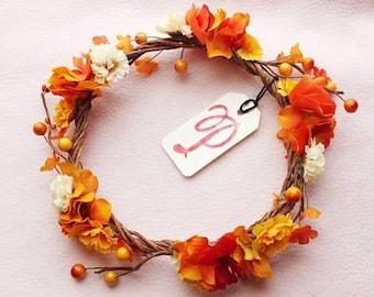 Demeter Flower Crown