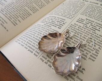Souvenir Spoon Earrings