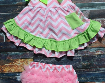Watermelon Swing Top Set