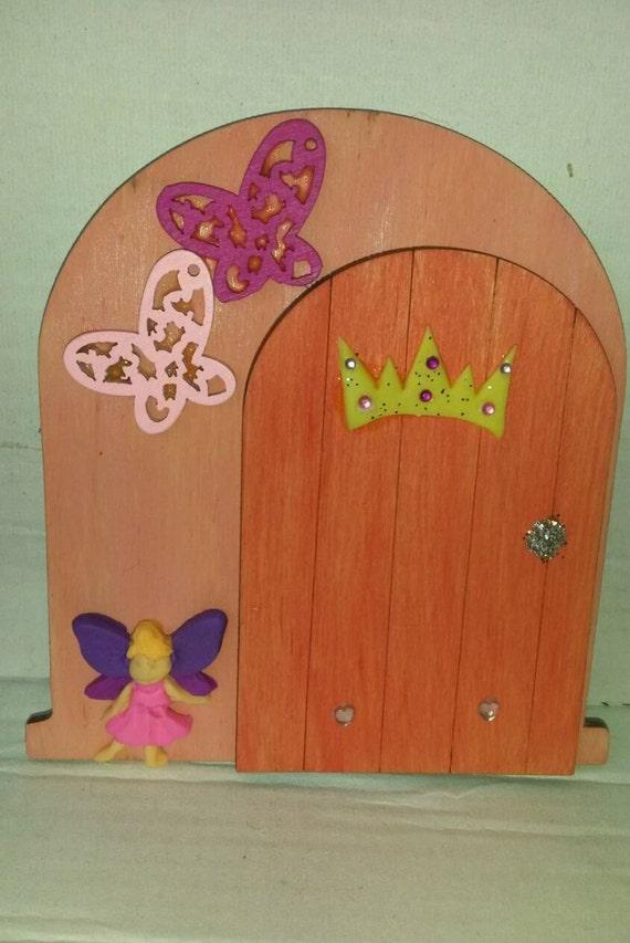 Fairy door fairy princess hobbit door by magikallittlethings for Princess fairy door