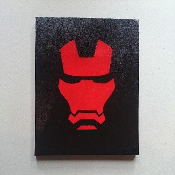 Top Articles similaires à Masque Simple Iron Man de Marvel, toile  QL23