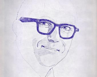 1968 Billy Vaughn Vintage Music THE JIMTOWN ROAD Vintage Sheet Music