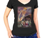 Booze Fairy T-Shirt - Funny Drinking TShirt - Mens and Ladies Sizes Small-3X