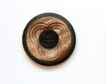 Supplies - Large 2 Inch Celluloid Tight Top Button