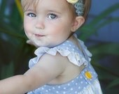 Flutter sleeve dress, Charlotte, party dress, sizes 12 months to 6 years