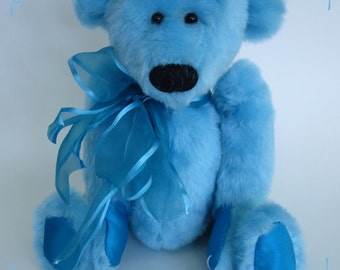 handmade artist teddy bear