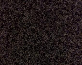 Gold Black Brilliant Blender Hoffman Fabric 1 yard