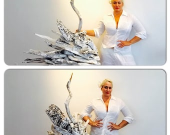 Trumpeter Swan Sculpture