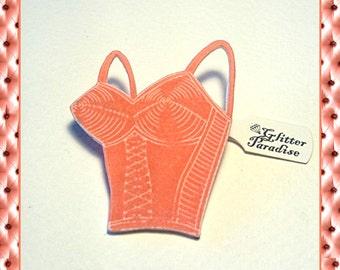 Bettie's Bullet Bra Pink