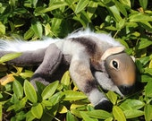 OOAK Art Doll: Baby Anteater *ON SALE