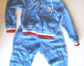 VTG toddler jog togs suit set
