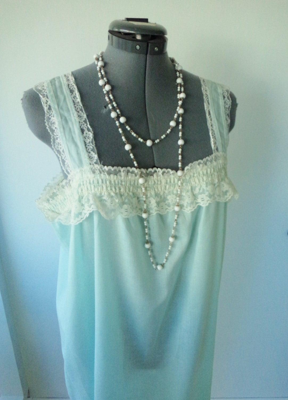 vintage nightdress plus size lingerie vintage lingerie