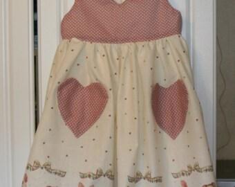 Toddler size 2 Summer, Sun Dress
