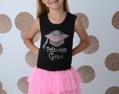 Princess Grad Tutu Dress, Pre-K Graduation Dress, Kindergarten Graduation Dress