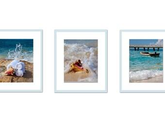 Photography, Art, Three Grand Turk Photos