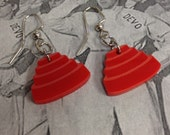 We Are Devo! Earrings - Small