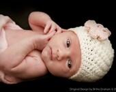 Crochet Baby Hat Pattern - Unisex Bumpy Baby Hat Crochet Pattern No.117 SEVEN sizes