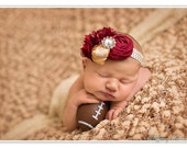 Garnet and Gold- Game Day Collection headband