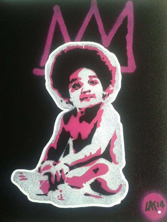 biggie smalls crown stencil - photo #1