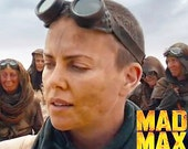 MAD MAX Fury Road - Steampunk Goggles - Charlize Theron Imperator Furiosa Distressed Post Apocalyptic, World War III Survival Riding Goggles